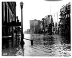 4th Ave. & 9th St., looking west, Huntington, WVa