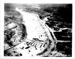 uyandot sic River, International Nickel in foreground, eastward up Guyan River, Jan. 26, 1937, Huntington, WVa