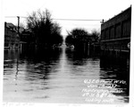 4th Ave. & 4th Ave., looking South, Huntington, WVa