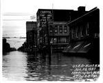 4th Ave. & 8th St., looking west, Huntington, WVa