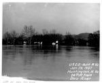 24th St. from Ohio River, looking north, Huntington, WVa