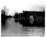 Adams Ave. & 14th St,, looking east, Huntington, WVa