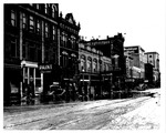 3rd Ave. & 11 St., looking west, Huntington, WVa