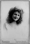 Cabinet card of Mabel Barrison