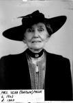 Mrs. Vera (Switzer) Maine, b.1862, d.1960