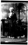 Mrs. Sloan, first president of the Huntington Woman's Club