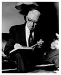 Dr. Roy McCusky, President W.Va. Wesleyan
