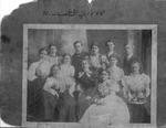 Huntington High, graduates of 1898
