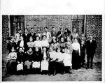 Milton School, F.B. Lambert, Principal