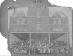 Marshall College students, 1897