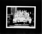 Clara Nichols kindergarten class