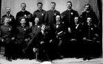Huntington Police Department, near 1890