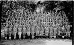 8th Co., 8th P.T. Regiment, Fort Benj. Harrison. Ind., 1917