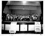 Kenney School of Music Accordian Band, Huntington