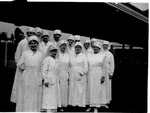 Red Cross Canteen WWI