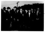 County officials from Huntington, 1963, 150 year celebration