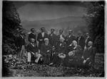 General Robert E. Lee at White Sulphur Springs, W.Va., 1869