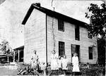 Original Plymale home