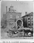 Dr. R. E. Vickers house, Huntington, W. Va., undated.
