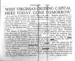 West Virginia's cruising capital