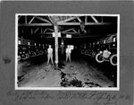 Early 20th Century, Mullineaux Garage, 6th Ave., across Hotel Pritchard, Huntington, W.Va.,Bill Ferrel(?)