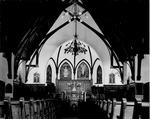 Interior of Trinity Episcopal Church