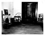 Moore House interior at Greenbottom