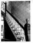 Staircase from razed home of Dr. Thomas J. Prichard, 1239 5th Ave