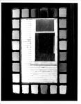 Stained glass window from razed home of Dr. Thomas J. Prichard, 1239 5th Ave
