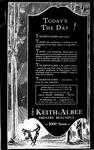 Keith Albee Theatre Opening Advertisement