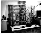Cabell-Wayne Historical Society Exhibit,spinning wheel