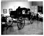Cabell-Wayne Historical Society Exhibit,carriage