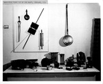 Cabell-Wayne Historical Society Exhibit,miscellaneous items