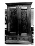 Cabell-Wayne Historical Society Exhibit, wardrobe