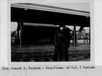 Mrs. Hubert G. Heinish, Sec'y-Treas. of W.W.I. Canteen