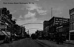 Third Avenue Scene, Huntington, W.Va