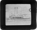 """Str. """"Fannie Dugan,"""" ca. 1885."""