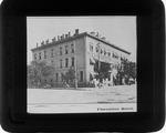 Florentine hotel, ca. 1885.