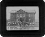 Fourth ave. school, Huntington, W. Va., ca. 1885.