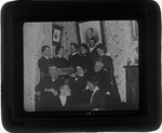 Unidentified group., Huntington, W. Va., ca. 1885.