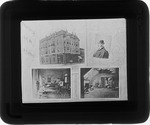 Proctor's new studio, Huntington, W. Va., ca. 1890.