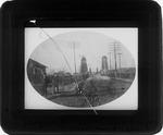 Guyandotte suspension bridge, 1898.