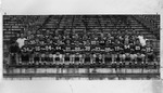 Cam Henderson's last football team at Marshall, 1949