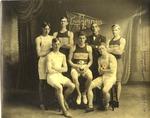 Waynesburg, Pa. basketball champions, 1909-1910