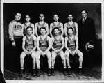 Weston, W.Va. High School basketball team, ca. 1930's