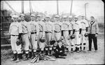 Muskingum College 1910 baseball team