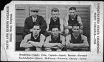 Davis & Elkins champion basketball team, Cam Henderson coach, 1925