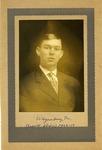 Cam Henderson at Waynesburg, Pa., ca 1908-1910
