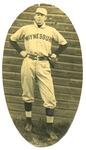 Cam Henderson, Waynesburg baseball first baseman, 1910