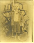 Cam Henderson, age 3